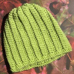 Women's or men's winter beanie hat